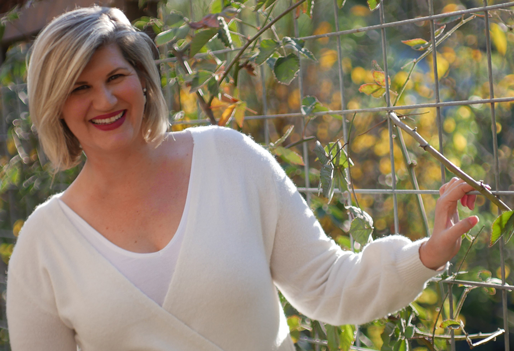 Amanda Carder of Reciprocity Wines - supporting the future of the wine industry